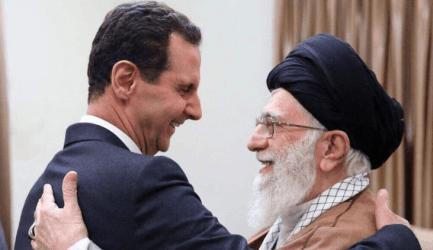Στην Τεχεράνη ο Άσαντ μετά το 2011