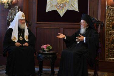 Ecumenical Patriarchate responds to Moscow's attacks, challenge to primacy