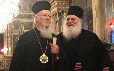 Το Κίεβο διχάζει Εκκλησία της Ελλάδος και Αγιον Ορος