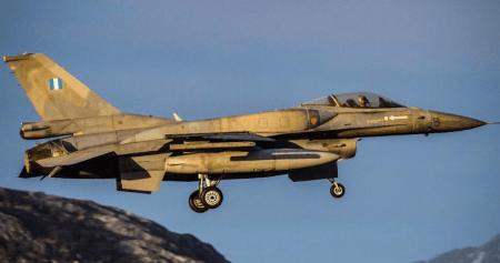 """Η πολεμική αεροπορία αναλαμβάνει την φύλαξη του εναέριου χώρου της """"Βόρειας Μακεδονίας"""""""