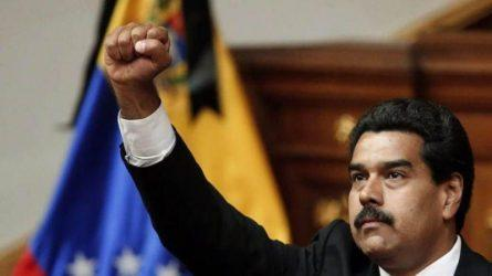 Μαδούρο προς Τραμπ: Η Βενεζουέλα είναι «έτοιμη για σύγκρουση»