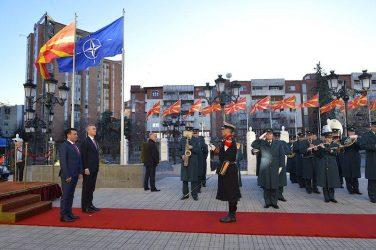 H Σλοβενία επικυρώνει το πρωτόκολλο προσχώρησης της «Βόρειας Μακεδονίας» στο ΝΑΤΟ
