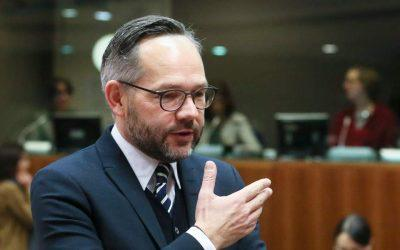 Απειλές από τον Γερμανό ΥΦΥΠΕΞ – Θα υπάρξουν συνέπειες στην ανάπτυξη αν αμφισβητηθεί η Συμφωνία των Πρεσπών