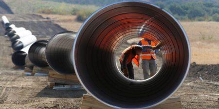 Ολοκληρώθηκε η κατασκευή του αγωγού φυσικού αερίου ΤΑΡ στην Ελλάδα