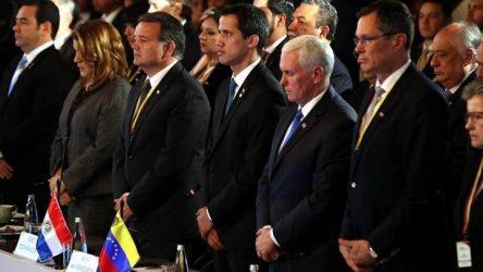 Η Ομάδας της Λίμας ενημέρωσε το ΔΠΔ για το «έγκλημα κατά της ανθρωπότητας» που διαπράττει ο Μαδούρο