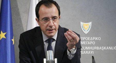 Χριστοδουλίδης: Πρώτα συμφωνία επί των όρων αναφοράς και αμέσως μετά επανάληψη των συνομιλιών για το Κυπριακό