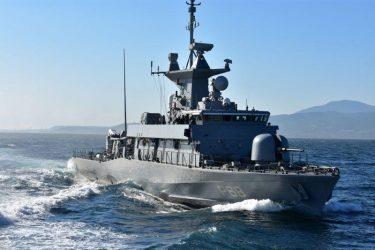 Εικόνες από την άσκηση του Πολεμικού Ναυτικού «ΟΡΜΗ 2/19»