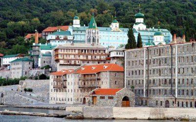 Επίσημη επίσκεψη του διοικητή του Αγίου Ορους στη Ρωσία