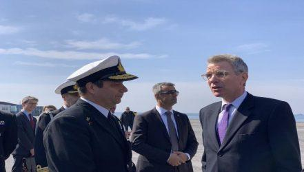 The city of Thessaloniki will benefit most from Prespes Agreement, says US envoy Pyatt