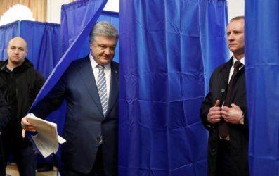 Εκλογές Ουκρανία – Ήττα Ποροσένκο στον πρώτο γύρο σύμφωνα με τα exit poll