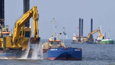 800 χιλιόμετρα του αγωγού Nord Stream-2 από τα συνολικά 2.100