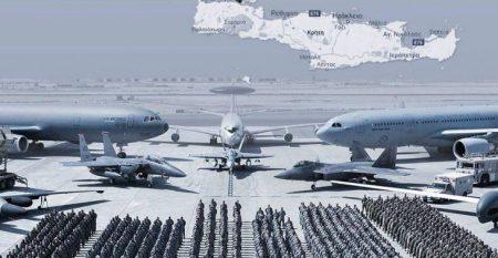 Αμερικανικό υπουργείο άμυνας – Η Σούδα μας επιτρέπει να δρούμε άμεσα σε Ευρώπη, Μέση Ανατολή και Αφρική