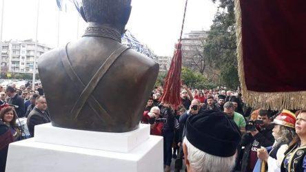 Ο Δήμος Καβάλας στήνει προτομή του Παύλου Μελά μετά την Συμφωνία των Πρεσπών