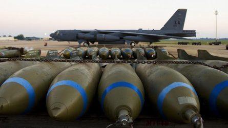 Ρωσικές αντιδράσεις για τις πτήσεις βομβαρδιστικών Β-52 στη Βαλτική