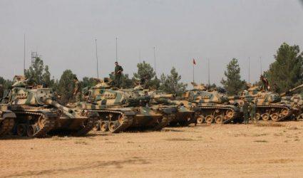Κύπρος: Οι Τούρκοι ανέπτυξαν άρματα μάχης στον Αγιο Σωζόμενο