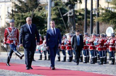 Επίσκεψη Ντμίτρι Μεντβέντεφ στην Βουλγαρία