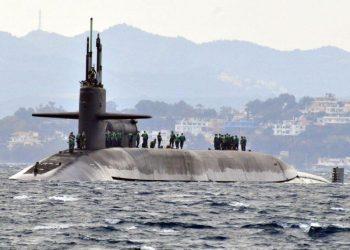 Στην Σούδα το πυρηνικό υποβρύχιο USS «Florida»