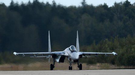 Η Αίγυπτος αγοράζει είκοσι και πλέον σύγχρονα ρωσικά μαχητικά Su-35
