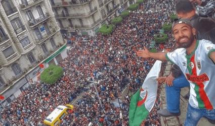 H σιωπή της Γαλλίας για την Αλγερία