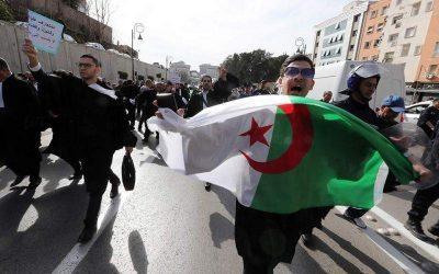 Ημέρες Αραβικής Άνοιξης στην Αλγερία