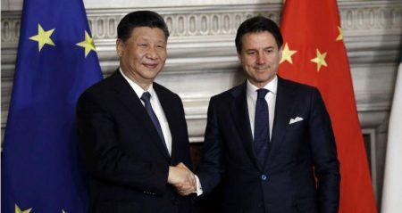 Η Iταλία έγινε η πρώτη χώρα των G7 που εντάχθηκε στο Δρόμο του Μεταξιού