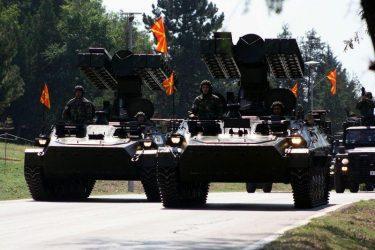 Αμυντικής συνεργασίας Ελλάδας- Βόρειας Μακεδονίας