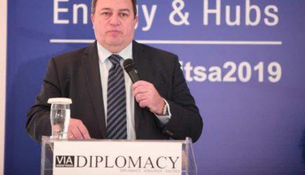 Ευριπίδης Στυλιανίδης από το Energy & Hubs – Κομβικός ο γεωστρατηγικός ρόλος της ΑΜΘ