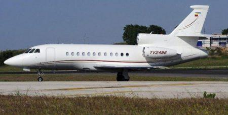 Επιβεβαιώθηκε το ρεπορτάζ του ΣΚΑΙ – Ο ΥΠΕΞ της Βενεζουέλας στο αεροπλάνο που ήλθε Αθήνα