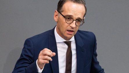 Γερμανός ΥΠΕΞ:  Η τουρκική «εισβολή» στη Συρία «δεν συνάδει με το διεθνές δίκαιο»
