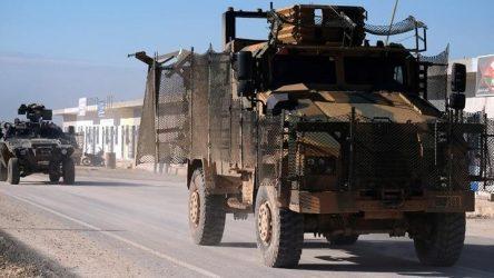 Κοινές περιπολίες Ρωσίας-Τουρκίας στην υπό κουρδικό έλεγχο περιοχή Τελ Ριφάατ