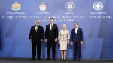 Αλέξης Τσίπρας: Τα Βαλκάνια γίνονται ένας ενεργειακός κόμβος