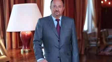 Ο Γάλλος πρέσβης – Η Ευρώπη είναι το κοινό μας μέλλον