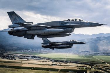 Ελληνικά ραντάρ και μαχητικά θα επιτηρούν τον εναέριο χώρο της Βόρειας Μακεδονίας