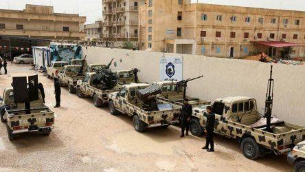 Λιβύη: Συγκρούσεις στα νότια της Τρίπολης