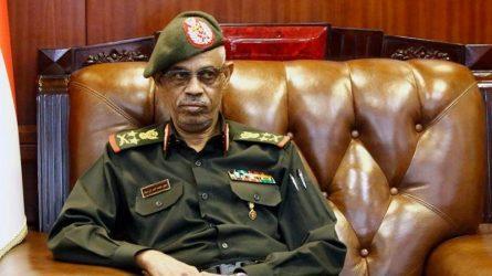 Σουδάν: Παραιτήθηκε ο υπουργός Άμυνας από επικεφαλής του μεταβατικού στρατιωτικού συμβουλίου
