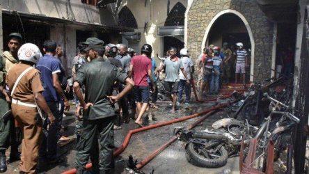 Το Ισλαμικό Κράτος ανέλαβε την ευθύνη για τις επιθέσεις στη Σρι Λάνκα