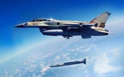 Φωτογραφίες από την νέα αεροπορική επίθεση του Ισραήλ στην Συρία