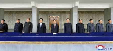 Ο Κιμ χρίστηκε «Υπέρτατος Εκπρόσωπος όλου του Λαού της Κορέας»