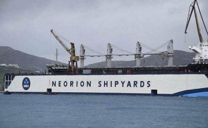Η διεθνής και ελληνική ναυτιλία γυρίζει στην Ελλάδα μεσω Νεωριου της Σύρου