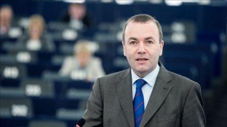 Βέμπερ: Η Τουρκία δεν μπορεί να είναι μέλος της Ευρωπαϊκής Ενωσης