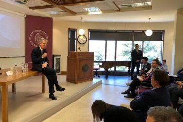 Ambassador Pyatt's Remarks at Gilman Scholars Regional Career Summit 2019