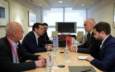 Πρωθυπουργός – Ο σεβασμός των δικαιωμάτων της Ελληνικής μειονότητας κριτήριο για την ενταξιακή πορεία της Αλβανίας στην ΕΕ