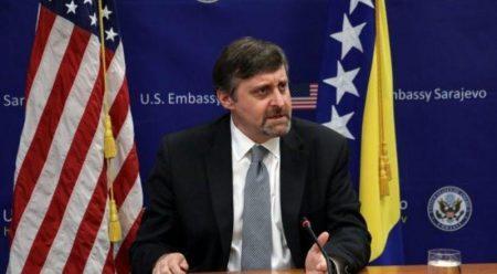 Μάθιου Πάλμερ: Αβεβαιότητα και ταραχές επιθυμεί η Ρωσία στα Δυτικά Βαλκάνια