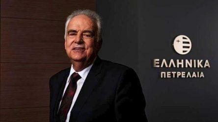 Ευστάθιος Τσοτσορός – Εντός του έτους η επαναλειτουργία του πετρελαιαγωγού Θεσσαλονίκης-Σκοπίων