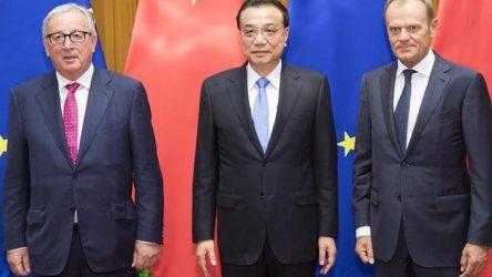 Η Κίνα θέλει να συνεργαστεί στενά με την ΕΕ, ειδικά στο πεδίο του εμπορίου