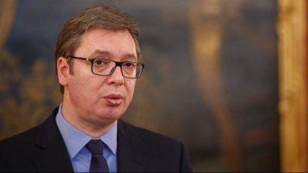 Αλ. Βούτσιτς – Στη Σερβία θα ασκηθούν πιέσεις για να αναγνωρίσει το Κόσοβο