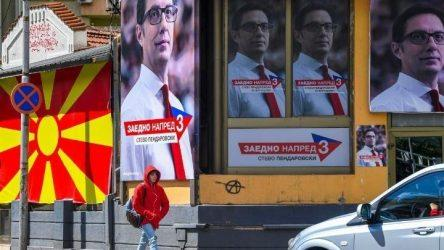 Βόρεια Μακεδονία-Προβάδισμα του Στέβο Πεντάροφσκι στις προεδρικές εκλογές