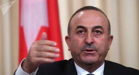 Τσαβούσογλου: Η Άγκυρα στέλνει δεύτερο γεωτρύπανο στην ανατολική Μεσόγειο