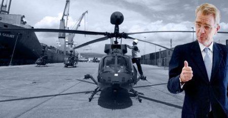 Τα OH-58D Kiowa Warrior δεν ήρθαν για την Τουρκική απειλή