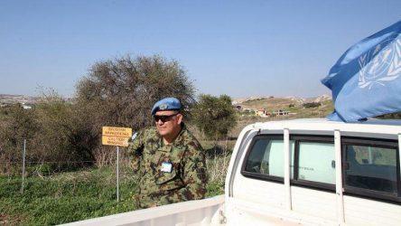 Κύπρος: Ένταση στην νεκρή ζώνη της Δένειας